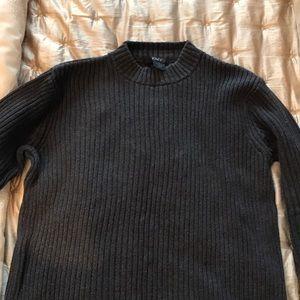 DKNY men's blue-grey sweater EUC size S